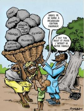 10 réalités sur les inégalités hommes et femmes dans le monde agricole en Afrique de l'Ouest