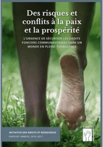 Réforme foncière en Afrique: Journée de réflexion par l'Initiative sur les droits et les ressources (RRI)