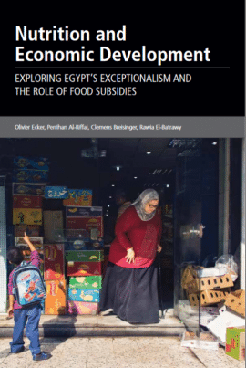 Publication: Nutrition and economic development - Exploring Egypt's exceptionalism and the role of food subsidies