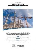 Revue Passerelles : Les infrastructures sont-elles la clé de la transformation économique africaine ?