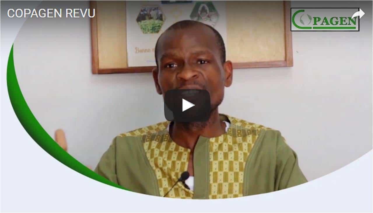 Interview de la COPAGEN sur la situation des semences en Afrique de l'Ouest