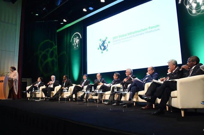 Forum mondial sur les infrastructures 2017: le renforcement des partenariats public-privé en faveur du développement des infrastructures
