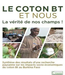 COPAGEN : Le coton Bt et nous : La vérité de nos champs !