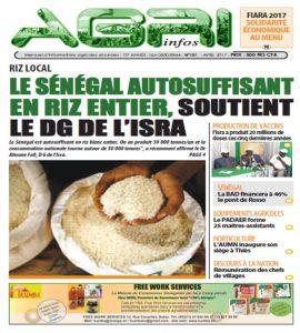 Agri infos n°101 - Avril 2017