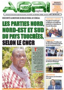 Mensuel sur l'actualité agricole au Sénégal - Agri Infos N°102 - Mai 2017