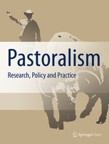 Study : Applying the concept of resilience to pastoralist household data