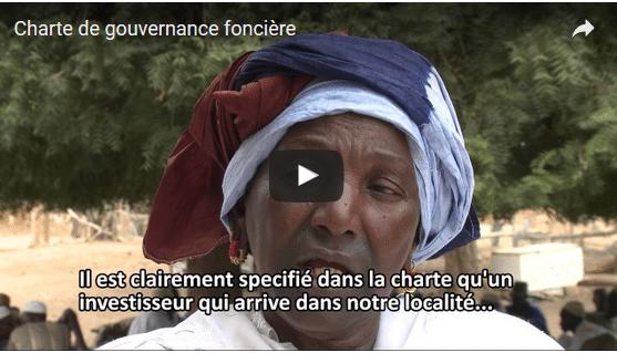 IED publie une vidéo sur la charte de gouvernance foncière au Sénégal