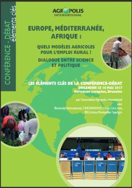 Agropolis: Retour sur les éléments clés de la conférence sur les modèles agricoles pour l'emploi rural