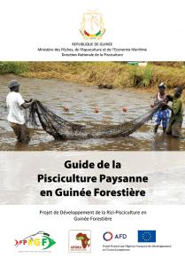 Guinée : Publication d'un guide multi-support à destination des pisciculteurs