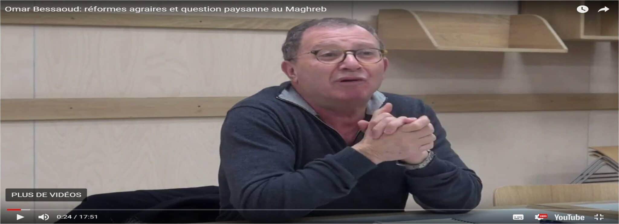 Réunion thématique AGTER #48 : Les réformes agraires et la question paysanne dans les pays du Maghreb