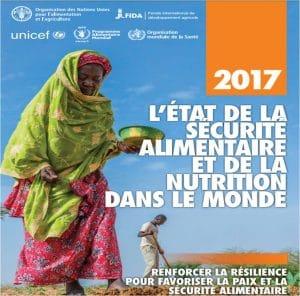 Publication : L'état de la sécurité alimentaire et de la nutrition dans le monde (2017)