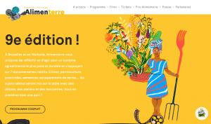 Le Festival Alimenterre organisé par SOS Faim Belgique revient en octobre pour la 9ème édition !