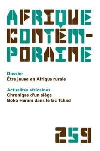Afrique contemporaine : Être jeune en Afrique rurale Introduction thématique