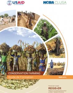 Agriculture de conservation au Sahel : guide de formation et expériences