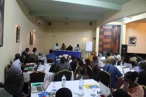 Changement climatique et résilience au Sénégal : IED Afrique tient un atelier avec les membres de la plateforme PRESA