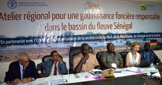 Amélioration de la gouvernance foncière dans le bassin du fleuve Sénégal : une charte foncière est en perspective