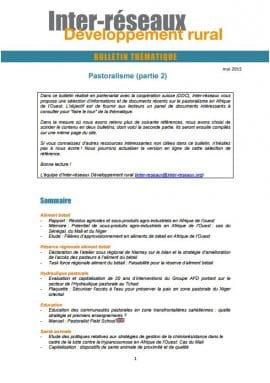 Bulletin n° 323 - Spécial agroécologie