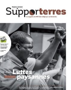 Supporterres (N°2017 01) : Luttes paysannes