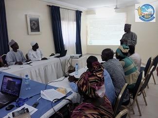 Veille sur la mobilité du bétail en Afrique, le RBM organise une formation sur la collecte d'information terrain sur des tablettes numériques