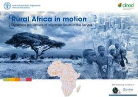 FAO : Atlas sur les migrations rurales en Afrique subsaharienne
