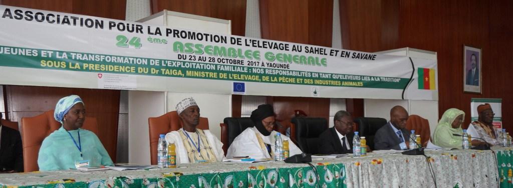 24ème Assemblée Générale de l'APESS : l'association a un nouveau président