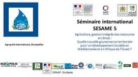 Retour sur le 5ème Séminaire international SESAME