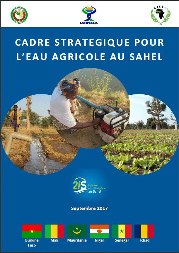 Un Cadre Stratégique pour l'Eau Agricole défini à travers l'Initiative  pour l'Irrigation au Sahel (CILSS)