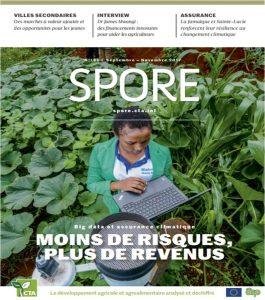 Dossier Spore n°186 : Assurance climatique