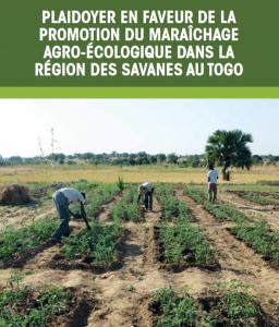Capitalisation sur l'agroécologie au Nord Togo