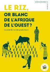 Dynamiques paysannes n°44 : Le riz, or blanc de l'Afrique de l'Ouest ?