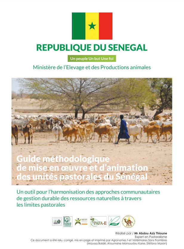 Guide méthodologique de mise en oeuvre et d'animation des Unités Pastorales au Sénégal