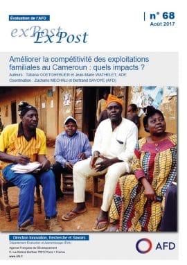 Améliorer la compétitivité des exploitations familiales au Cameroun : quels impacts ?