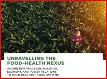 Rapport : Révéler les liens alimentation - santé