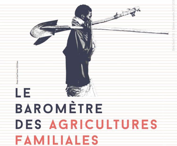 SOS Faim Belgique présente son baromètre de l'agriculture familiale à la Commission européenne