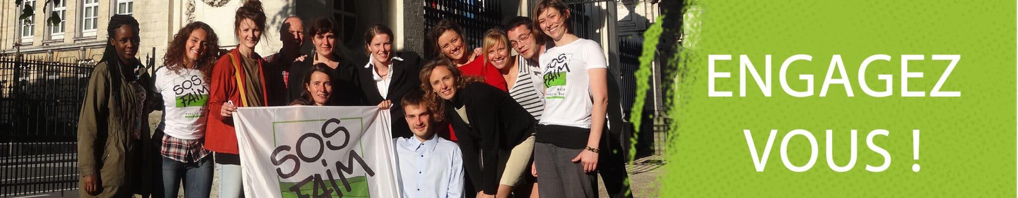 Comment s'engager avec SOS Faim Belgique pour soutenir les agriculteurs familiaux ?