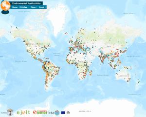 Environmental Justice Atlas : un site web pour cartographier les conflits sociaux liés aux ressources naturelles