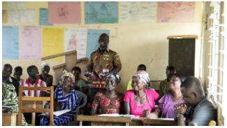 Investirdans l'entrepreneuriat chez les petits exploitants agricoles en Afrique.