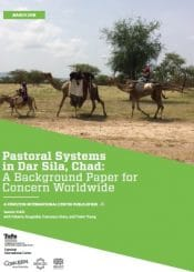 Pastoralist Systems in Dar Sila (Chad)