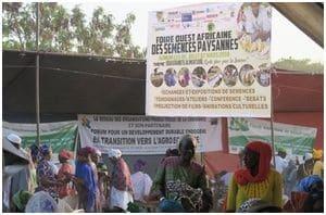Communiqué des participant-e-s à la 6ème édition de la foire ouest africaine des semences paysannes à Djimini