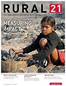 Rural 21 n°52 : Measuring impact (1/2018)