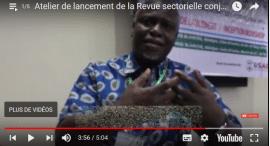 Conclusions de l'atelier de lancement de la Revue Sectorielle Conjointe de la politique agricole de la CEDEAO