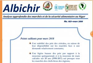 Bulletin Albichir N° 102 – Mars 2018