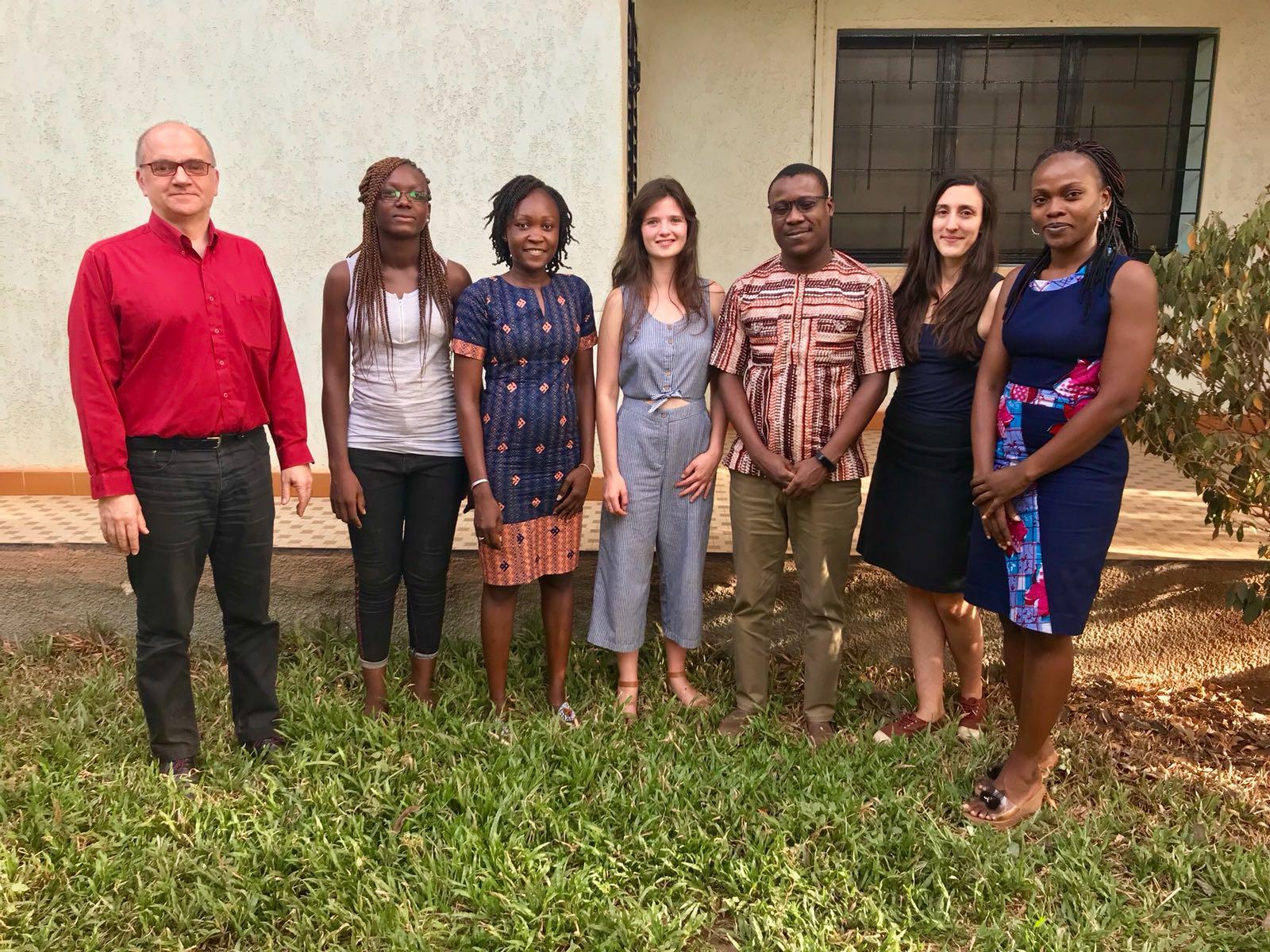 Premier  séminaire semestriel 2018 : l'équipe d'Inter-réseaux fait le point de ses activités en 2017 et décline ses nouvelles orientations