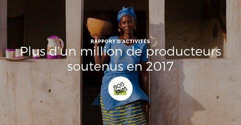 SOS Faim Belgique publie son rapport d'activités 2017
