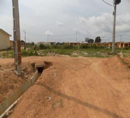 Rapport : Evaluation des impacts sociaux et environnementaux du barrage de Soubré - Côte d'Ivoire
