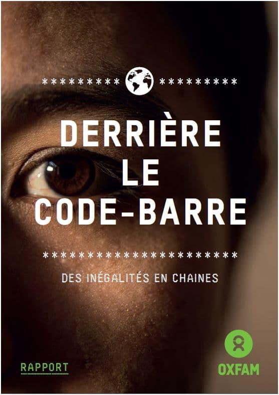 Rapport : Derrière le code-barre: des inégalités en chaînes