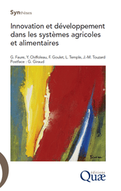 Ouvrage : Innovation et développement dans les systèmes agricoles et alimentaires
