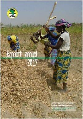 Saild - Rapport d'activité 2017
