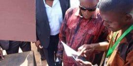 Article: en Guinée