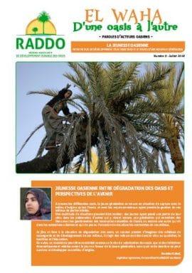 Magazine du Raddo : El Waha – Numéro dédié à la jeunesse oasienne